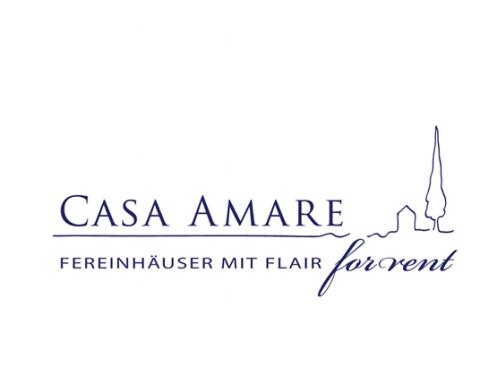 Logo Casa Amare von Daniela Franz